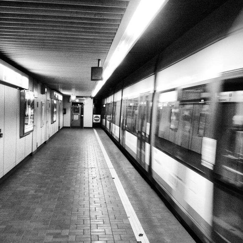 Metro Amsterdam - test