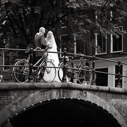 Amsterdamse bruiloft