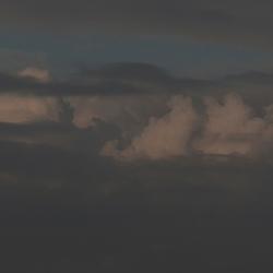 Met het hoofd in de wolken