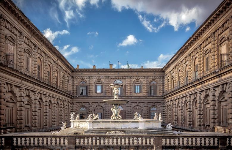 Palazzo Pitti  -