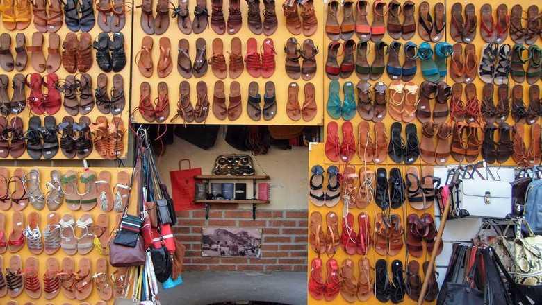 Shoe store -