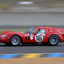 Ferrari 250 GT op Le Mans