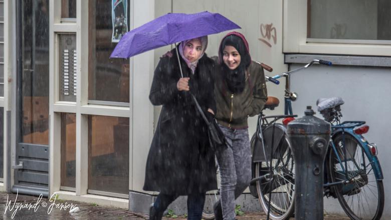 Rain all month -
