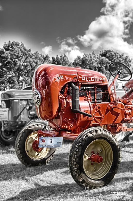 Allgaier tractor