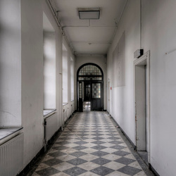 if only corridors could talk ...