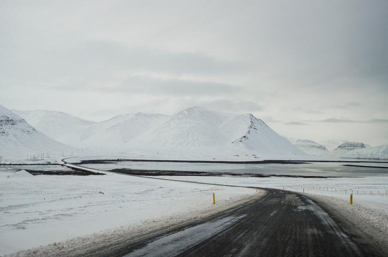 Iceland - Black & White -