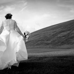 Bruid in de storm
