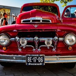 '51 Ford Pick Up C150