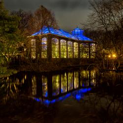 Hortus Botanicus by Night
