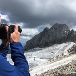 Een foto van een fotograaf, Oostenrijk