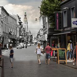 Ginnekestraat 1970-2016
