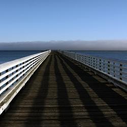Pier - San Simeon, California