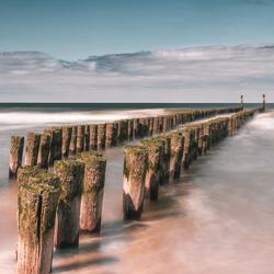 De weg naar zee