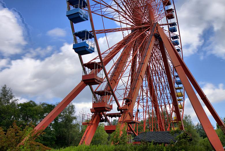 Spreepark 9 - Op 20-6-2009 hebben Jos,Ewout en ik een bezoek gebracht aan het Spreepark.<br /> <br /> <br /> Hier nog wat info:<br /> Het park wer