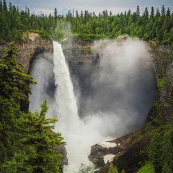 Helmck Falls, Wells Gray, Canada