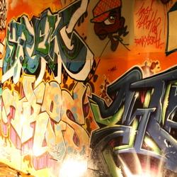 Bomb The Planet hiphop Graffiti Jam 2008