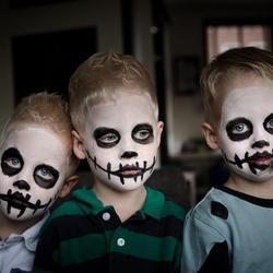 Halloween 14 groep