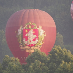Baloon competitie