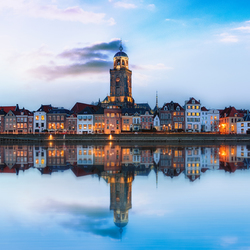 Deventer reflectie