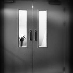Would you go through the door?