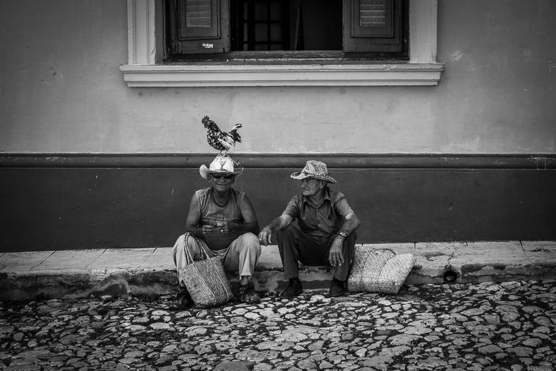 Dagelijks leven in Trinidad Cuba - Tijdens mijn reis in Cuba, kom ik ook langs het pareltje Trinidad. Een stadje waar de tijd heeft stilgestaan, waar