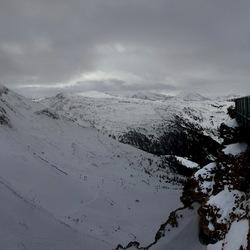 panorama boven het Angertal