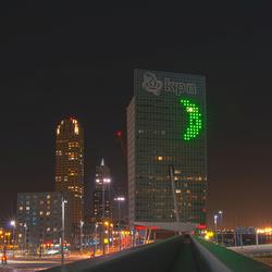 Kpn-gebouw op Rotterdam zuid hdr
