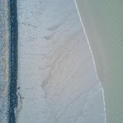 De kust vanuit een ander perspectief