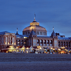 Kurhaus by Night
