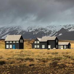 Arnarstapi, IJsland