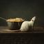 rat met pasta