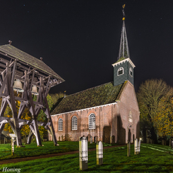 Donkerbroek, hervormde kerk