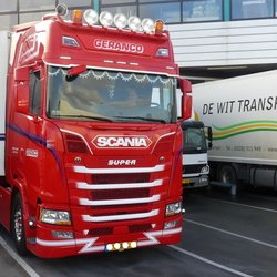 P1040862 TRUCK TIME bl veiling  Scania R410  30nov 2018