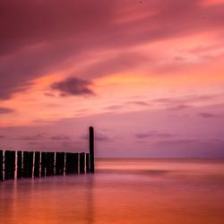 Kleurvol wolkendek