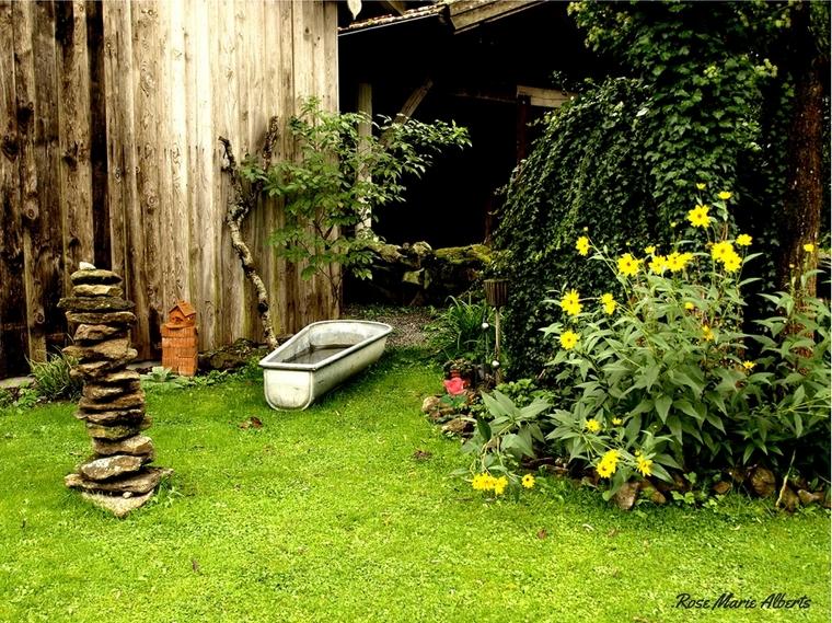Rauw en Primitief - Deze foto heb ik in de vakantie gemaakt in Beieren.<br />