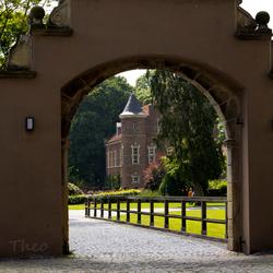 kasteelpoort wasserburg Gemen