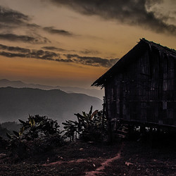 Laho village