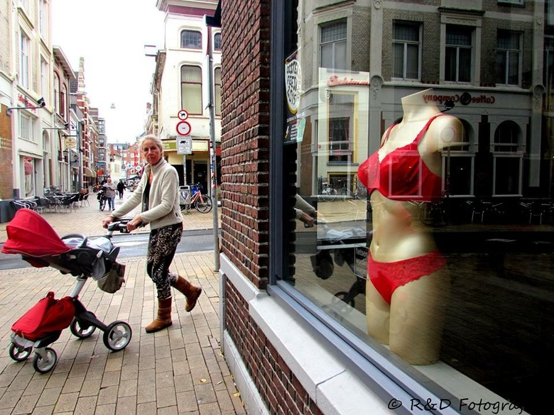 Vandaag is rood.. - Groningen