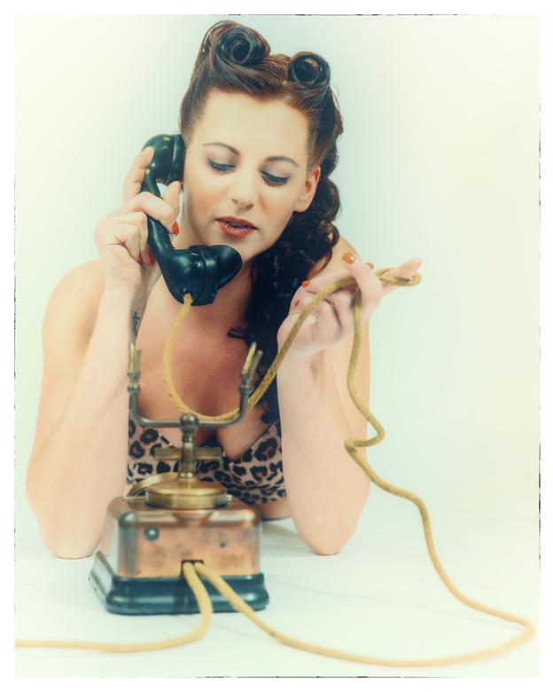 from the fifties - model Danielle<br /> Simone Bos: visagie en hairstyling<br /> <br /> Bedankt voor alle fijne reacties op mijn vorige foto&#039;s