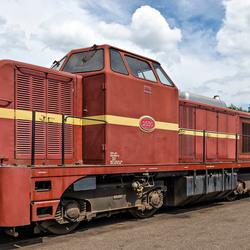 NS - Diesel Locomotief  serienr 2530 (4)