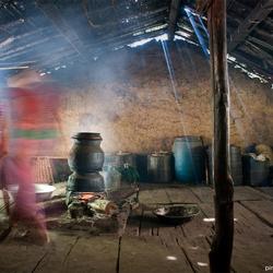 nepalese huiskamer