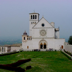 Italie Assisi San Francesco