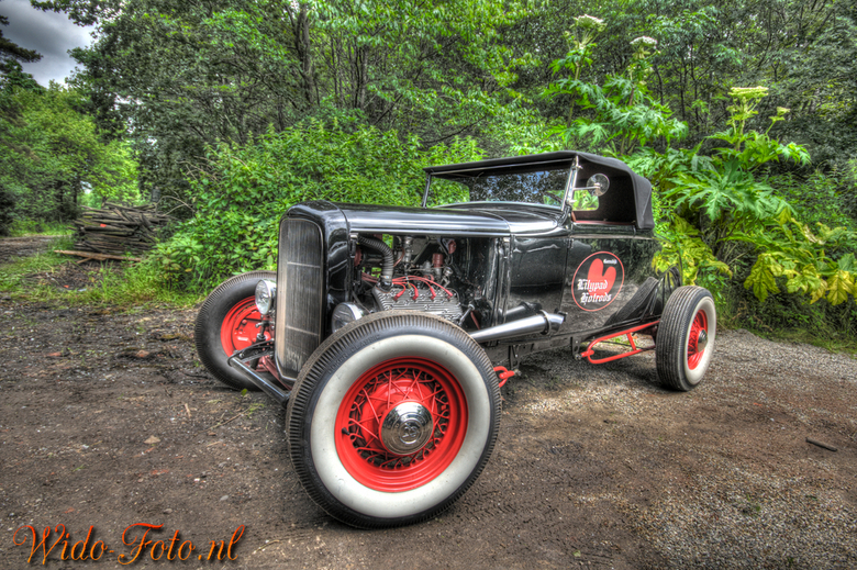 HOT-ROD uit Friesland