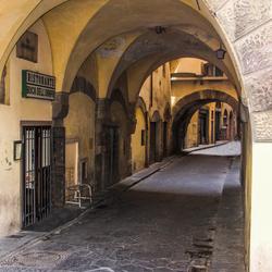 Steegje in Florence