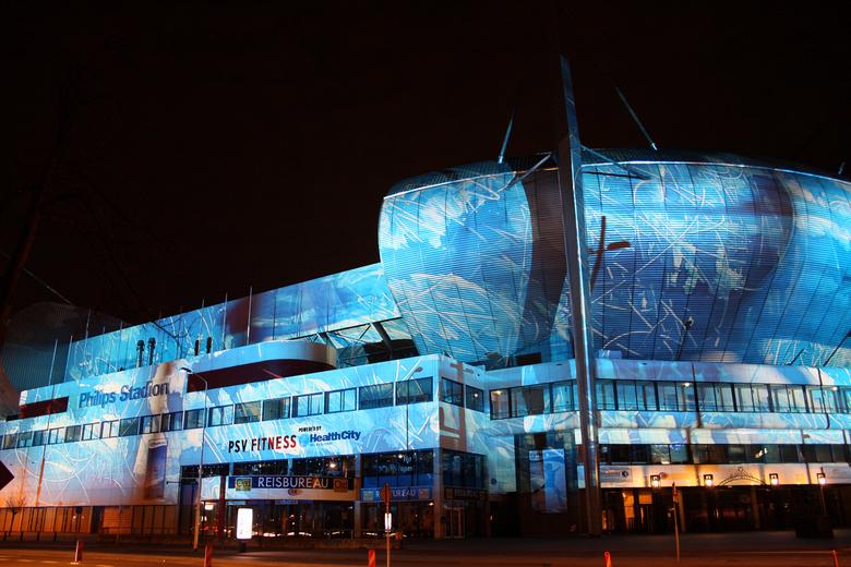 Eindhoven Glow / Philips Lighting - Foto genomen in Eindhoven lichtstad tijdens het Glow evenement.<br /> <br /> Philips de maker van onze bekende g
