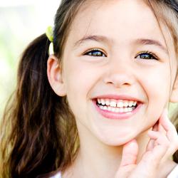 Tamia smile