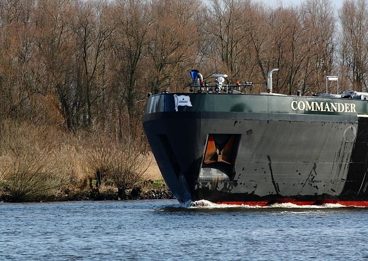 Boot Commander - Amsterdam Rijnkanaal