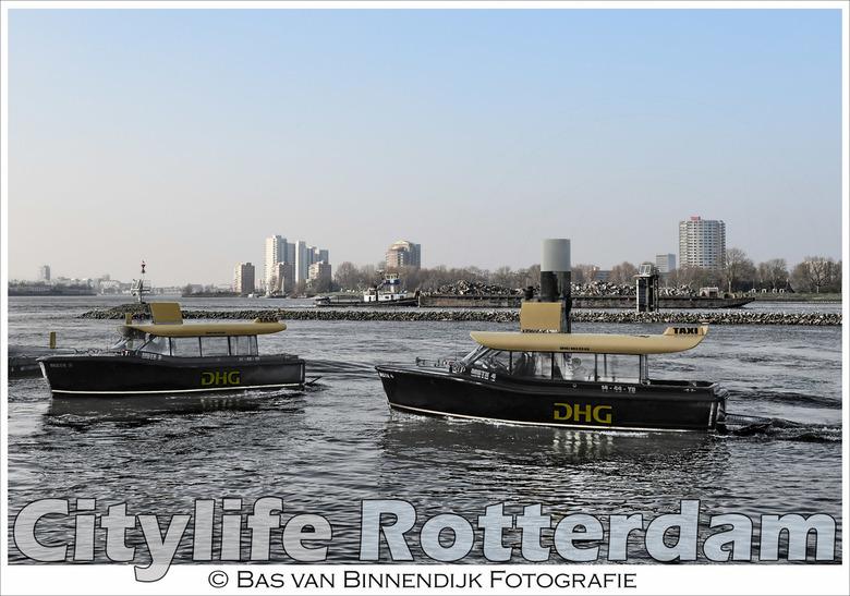 Citylife Rotterdam - Watertaxi Nieuwe Maas