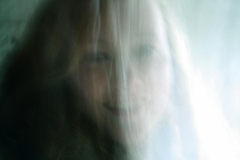 Mysterieus - Een mysterieuze foto dankzij een trage sluitertijd