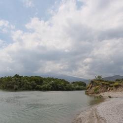 Alcantara, sicilië